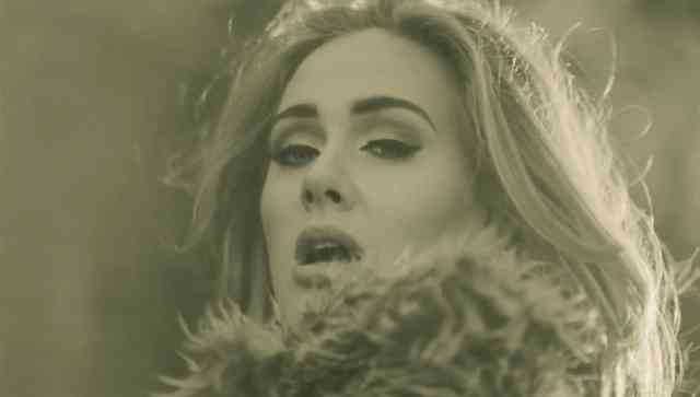 Adele Hello Video clip Photos #8
