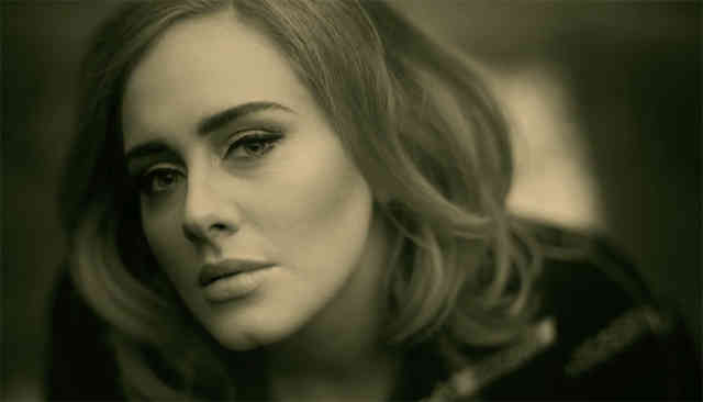 Adele Hello Video clip Photos