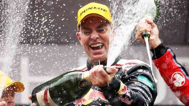Bathurst 1000: Craig Lowndes wins Champagne| Car Racing Australia