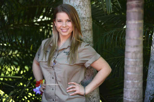 Bindi Irwin Professional Photo