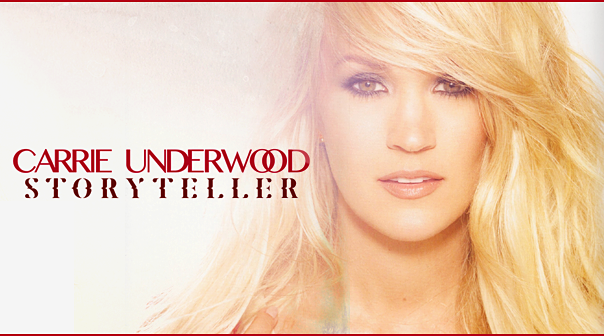 Carrie Underwood Storyteller Album Photos #1