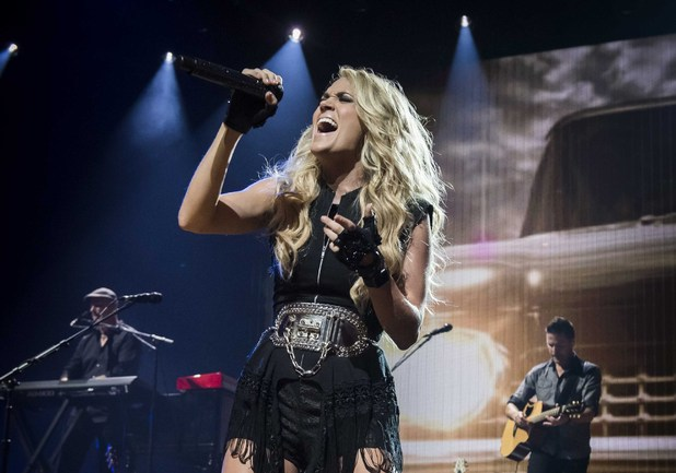 Carrie Underwood Storyteller SHOW Photos #