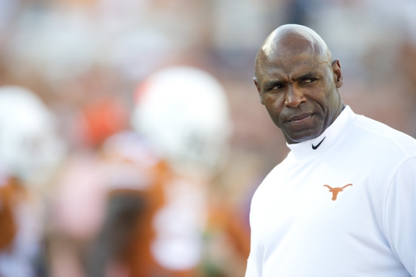 Charlie Strong Texas FootBall Wallpapers | #3