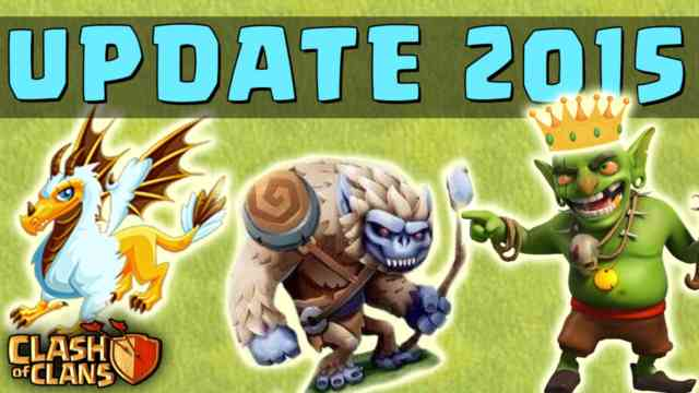 Clash of Clans Halloween 2015 update Photos #