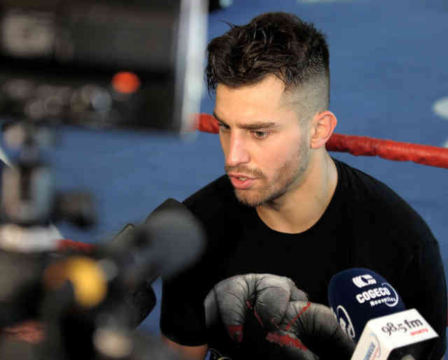 David Lemieux Boxing - Boxe Photos