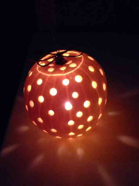 Disco Pumpkin Carving Ideas Photos