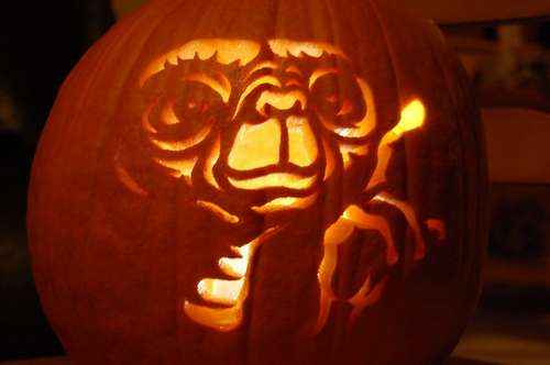 ET Pumpkin Carving Ideas Photos