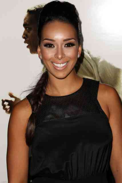 Gloria Govan Black Dress