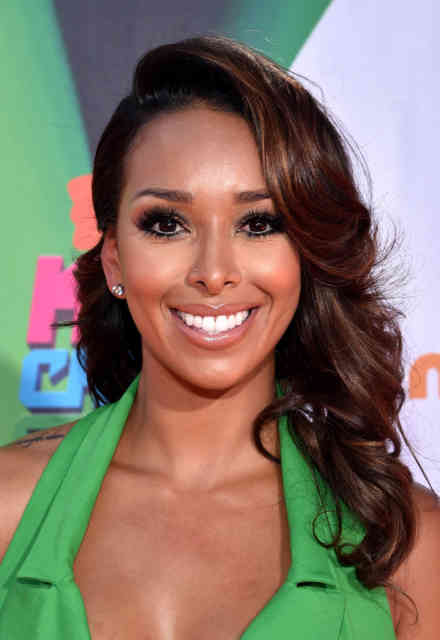 Gloria Govan Green Dress