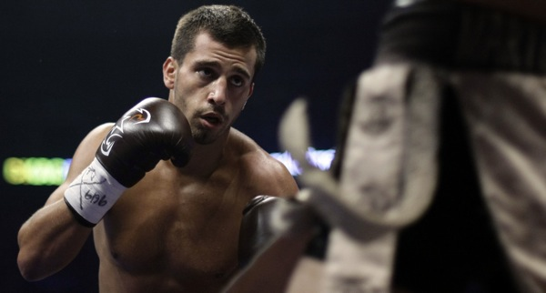 Golden Promotions David Lemieux Boxing - Boxe Photos