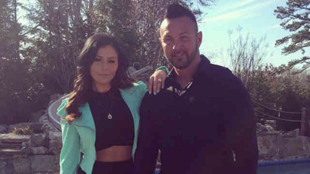 Instagram JWoww Wedding Photos