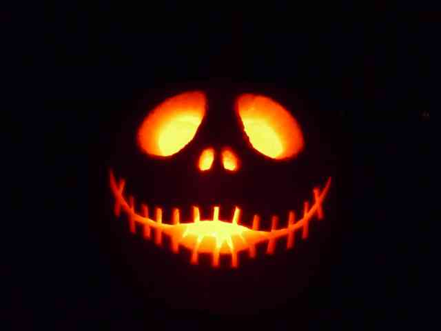 Jack Skellington Pumpkin Carving Ideas Photos