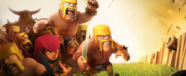 Last 2015 Clash of Clans Halloween Wallpapers