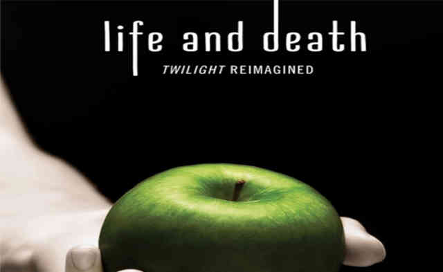 Life And Death Twilight Reimagined Cover Book Image