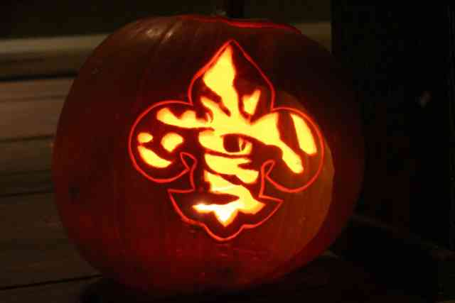 Lys Pumpkin Carving Ideas Photos