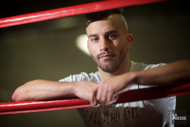 Magazine David Lemieux Boxing - Boxe Photos