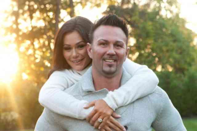 Roger and JWoww Photos