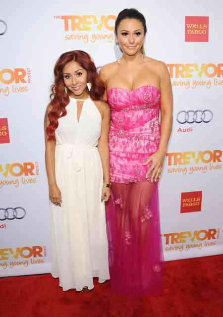 Snooki vs. JWoww Photos