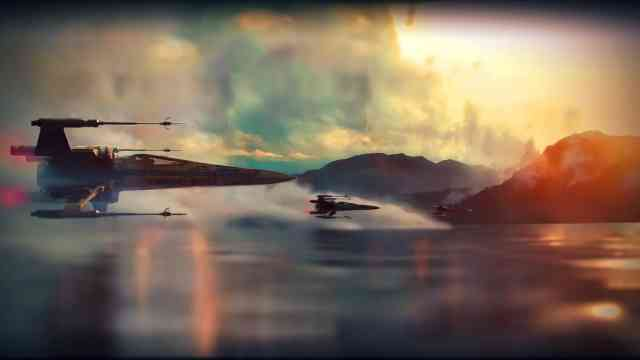 Star Wars The Force Awakens Wallpapers #11