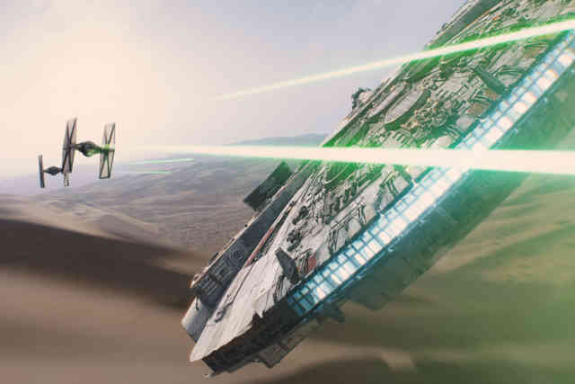 Star Wars The Force Awakens Wallpapers #5