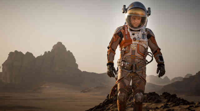 The Martian Movie Trailer Images, Photos |#1