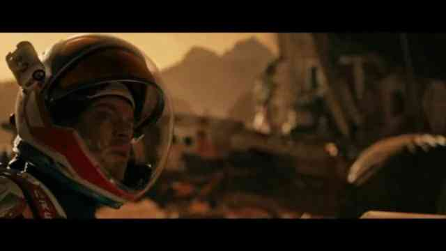 The Martian Movie Trailer Images, Photos |#10