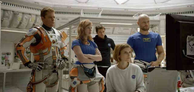 The Martian Movie Trailer Images, Photos |#14