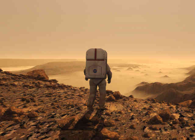 The Martian Movie Trailer Images, Photos |#15