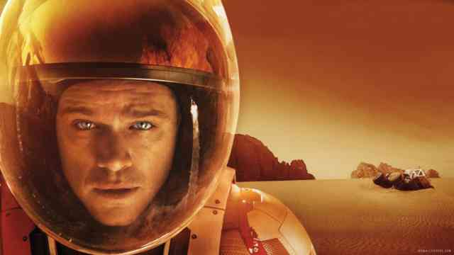 The Martian Movie Trailer Images, Photos |#5