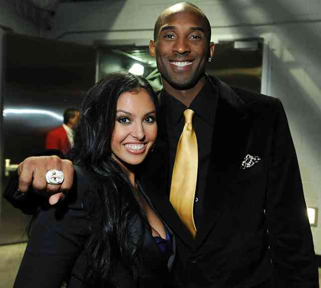 Vanessa Bryant and Lamar Odom Photos | #7