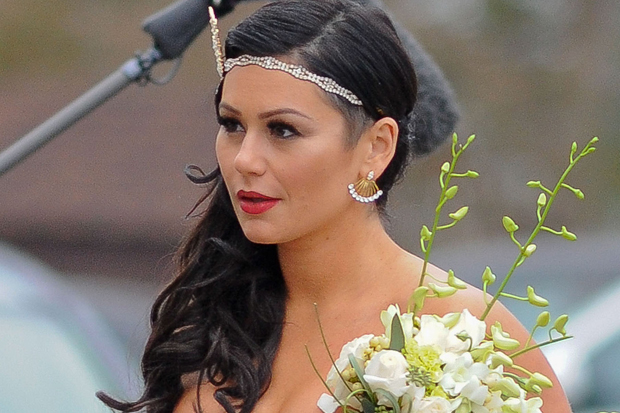 Wedding JWoww Photos