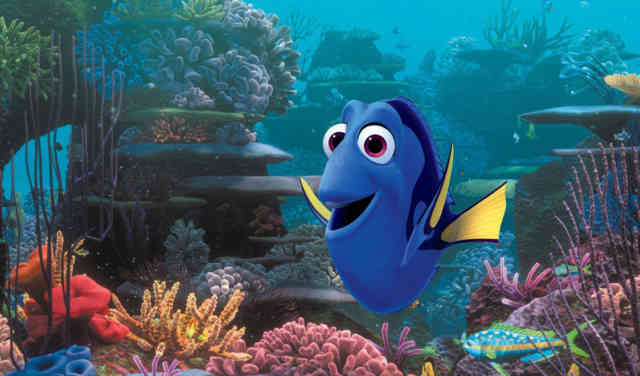 2015 Finding Dory Disney Movie Photos