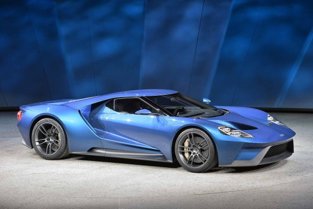3.5 Liter FORD GT 2016 Photos - Wallpapers