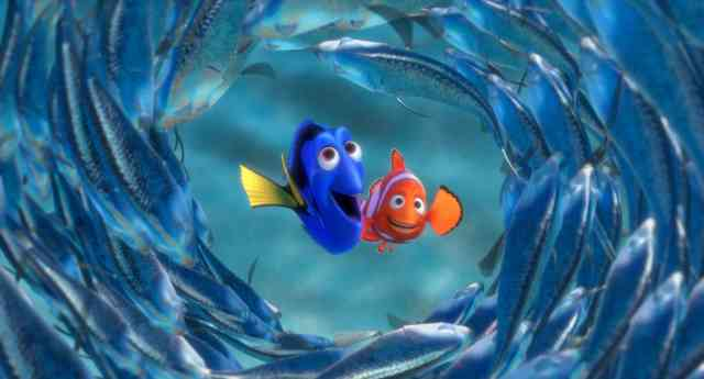 3D HD Finding Dory Disney Movie Photos