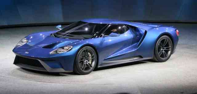 $400,000 FORD GT 2016 Photos – Wallpapers