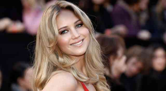 Beautiful Jennifer Lawrence Most Paid Hollywood Actress 2015 Wallpaper