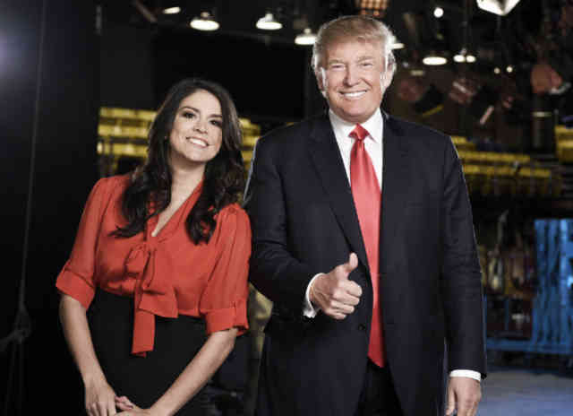 Campain Donald Trump at Saturday Night live PHOTOS
