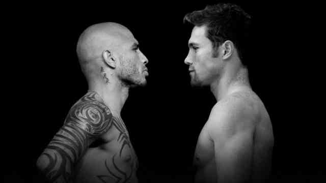Canelo Alvarez WINNER Photos - Miguel Cotto Lost Boxing #13