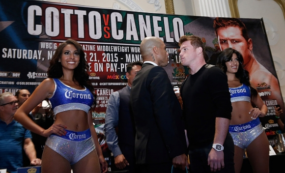 Canelo Alvarez WINNER Photos – Miguel Cotto Lost Boxing