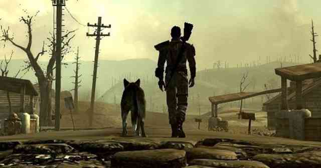Dog Fallout 4 Trailer Photos