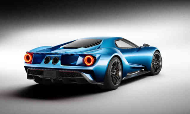 Download FORD GT 2016 Photos - Wallpapers