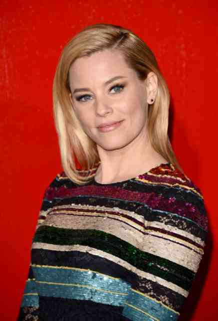 Elizabeth Banks Premiere The Hunger Games Mockingjay Part 2