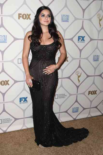 Emmy Awards Ariel Winter 2015 American Actress-Singer Photos