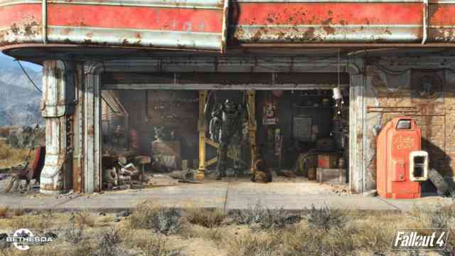 Fallout 4 PHOTOS PC Version