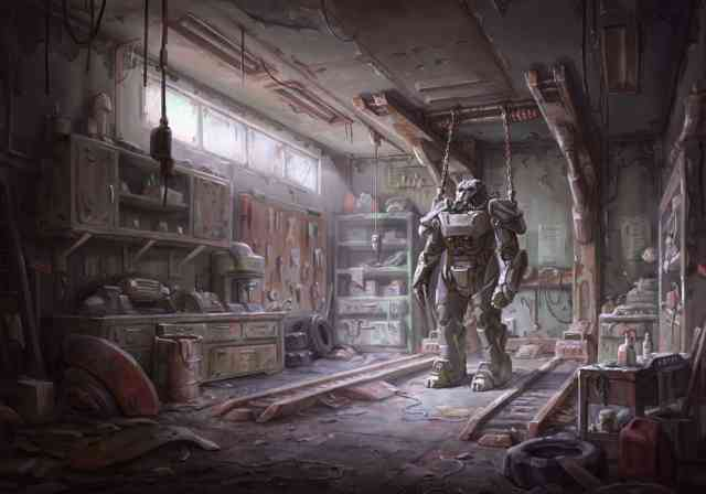 Fallout 4 PHOTOS Trailer