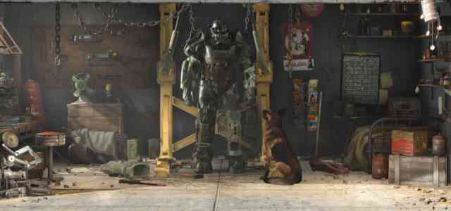 Fallout 4 Photos Trailer Images