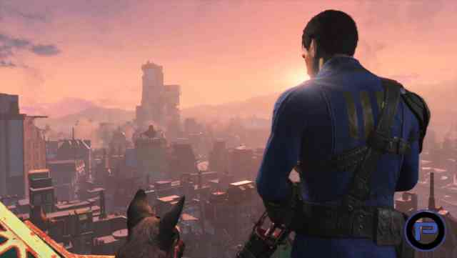 Fallout 4 Photos Trailer PS4