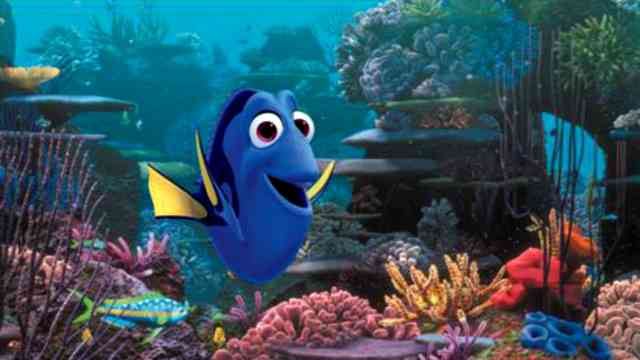 Finding Dory Disney Movie Photos