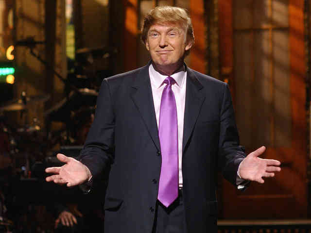 Funny SNL Donald Trump at Saturday Night live PHOTOS November 2015