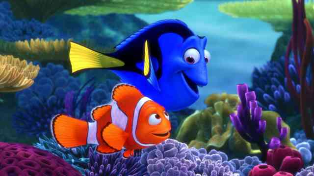 HD Finding Dory Disney Movie Photos